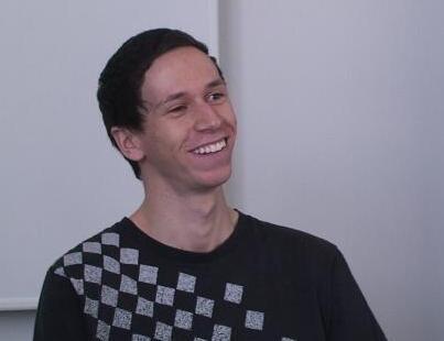 Marius, Konstrukteur 3. Lehrjahr, Feintool Technologie AG Lyss