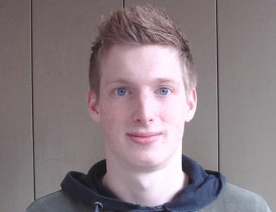 Nico, Konstrukteur 4. Lehrjahr, EAO AG, Olten