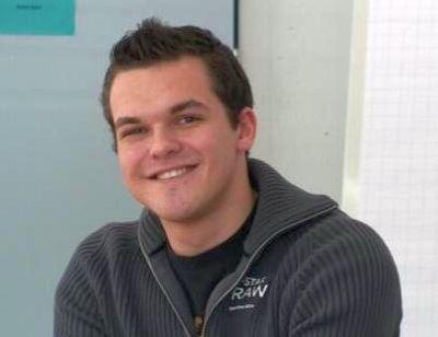 Patrick, Konstrukteur 4. Lehrjahr, REMP AG, Oberdiessbach