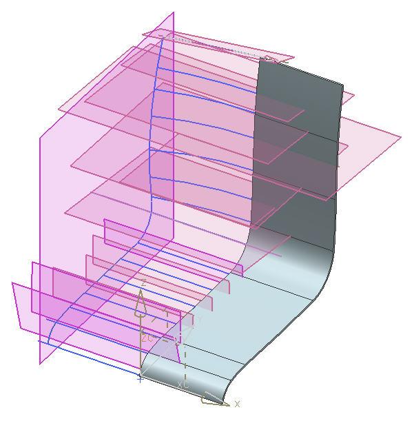 Konstruktion Schale Lynn-S