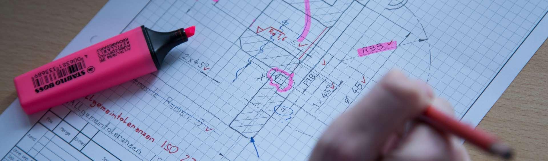 Konstrukteur/in EFZ: Schnupperlehre