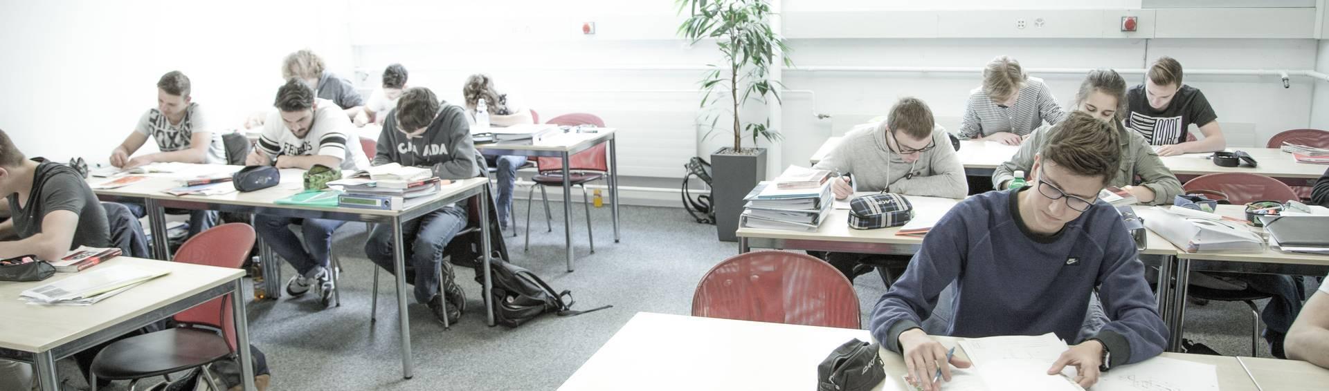 Konstrukteur/in EFZ: Schule