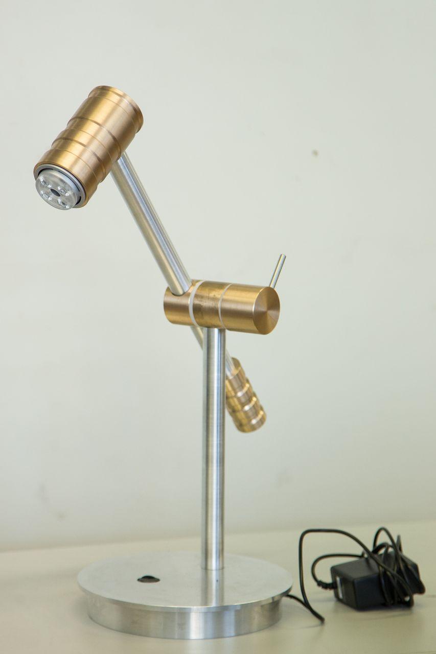 Fertige Tischlampe